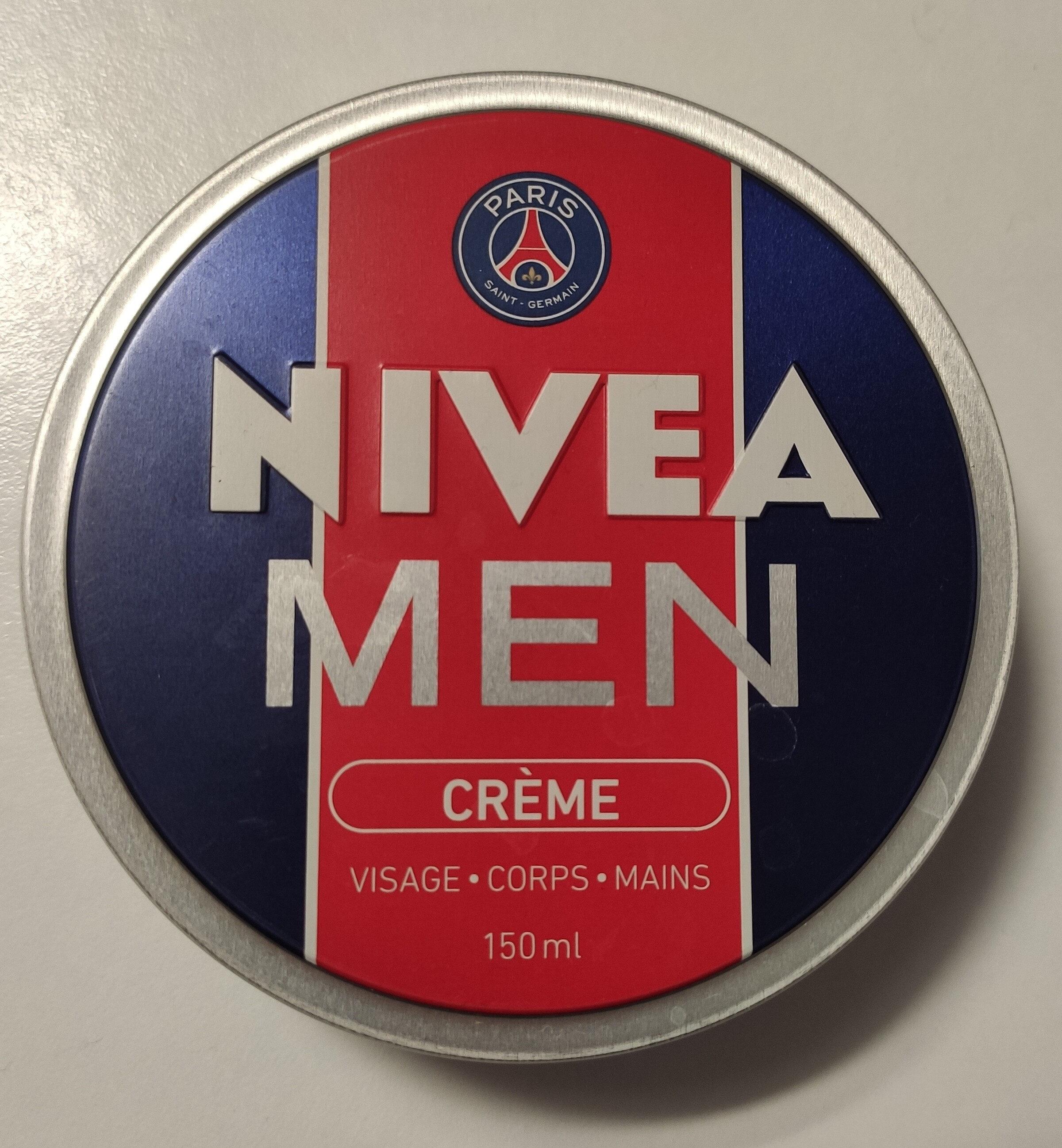 Nivea men crème visage corps mains - Product - fr