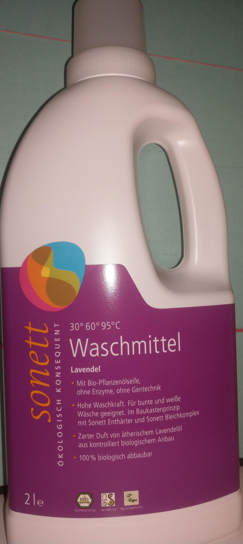 Waschmittel Lavendel - Product - de