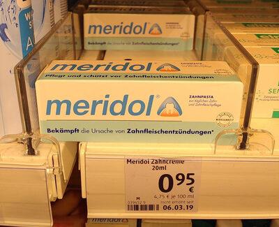meridol - Product - en