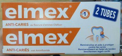 Elmex - Protec Caries 2 x - Product