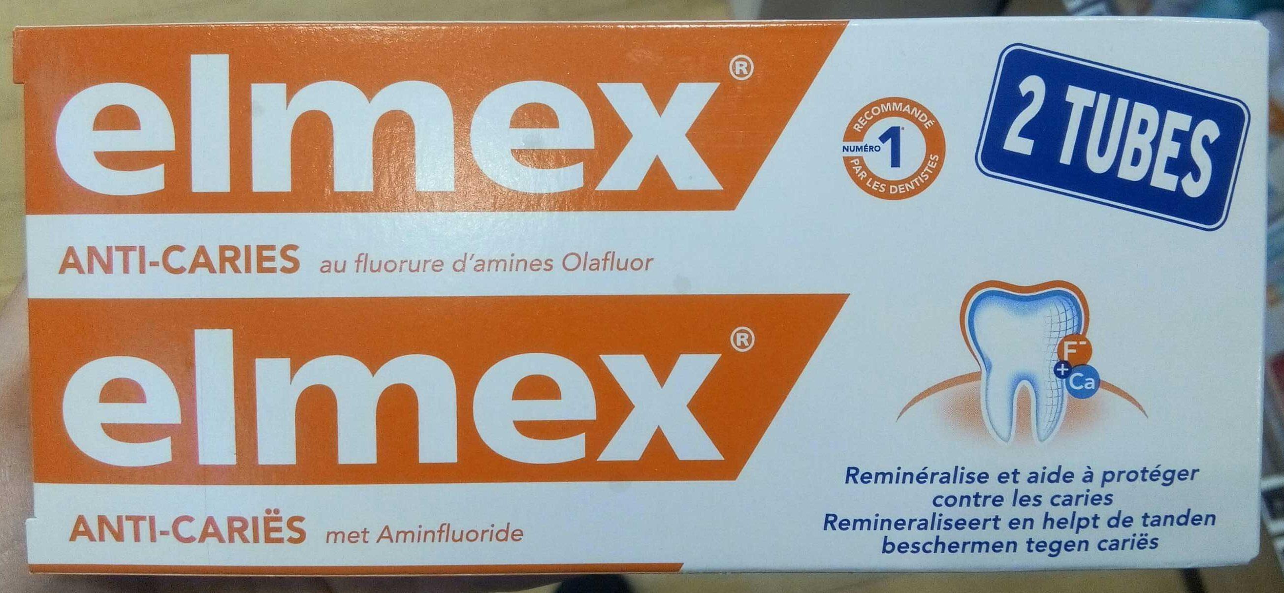 Elmex - Protec Caries 2 x - Produit - fr
