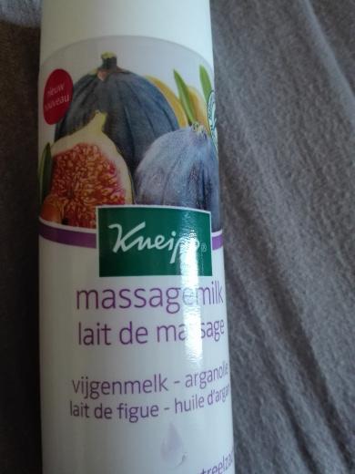 kneip lait de massage - Product