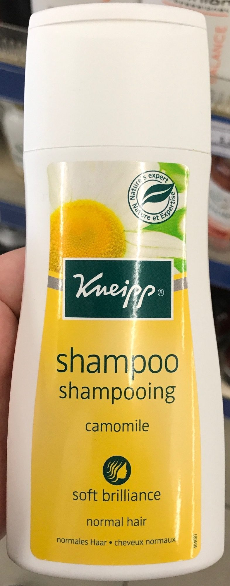 Shampooing Camomille - Produit
