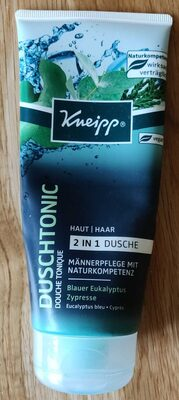 Duschtonic Blauer Eukalyptus & Zypresse - Product - de