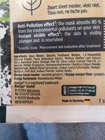 Sheet Mask Detox Care - Product - fr