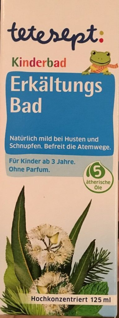 Erkältungsbas Kinder - Product