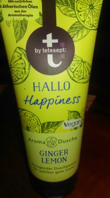 Hallo Happiness Ginger Lemon - Product