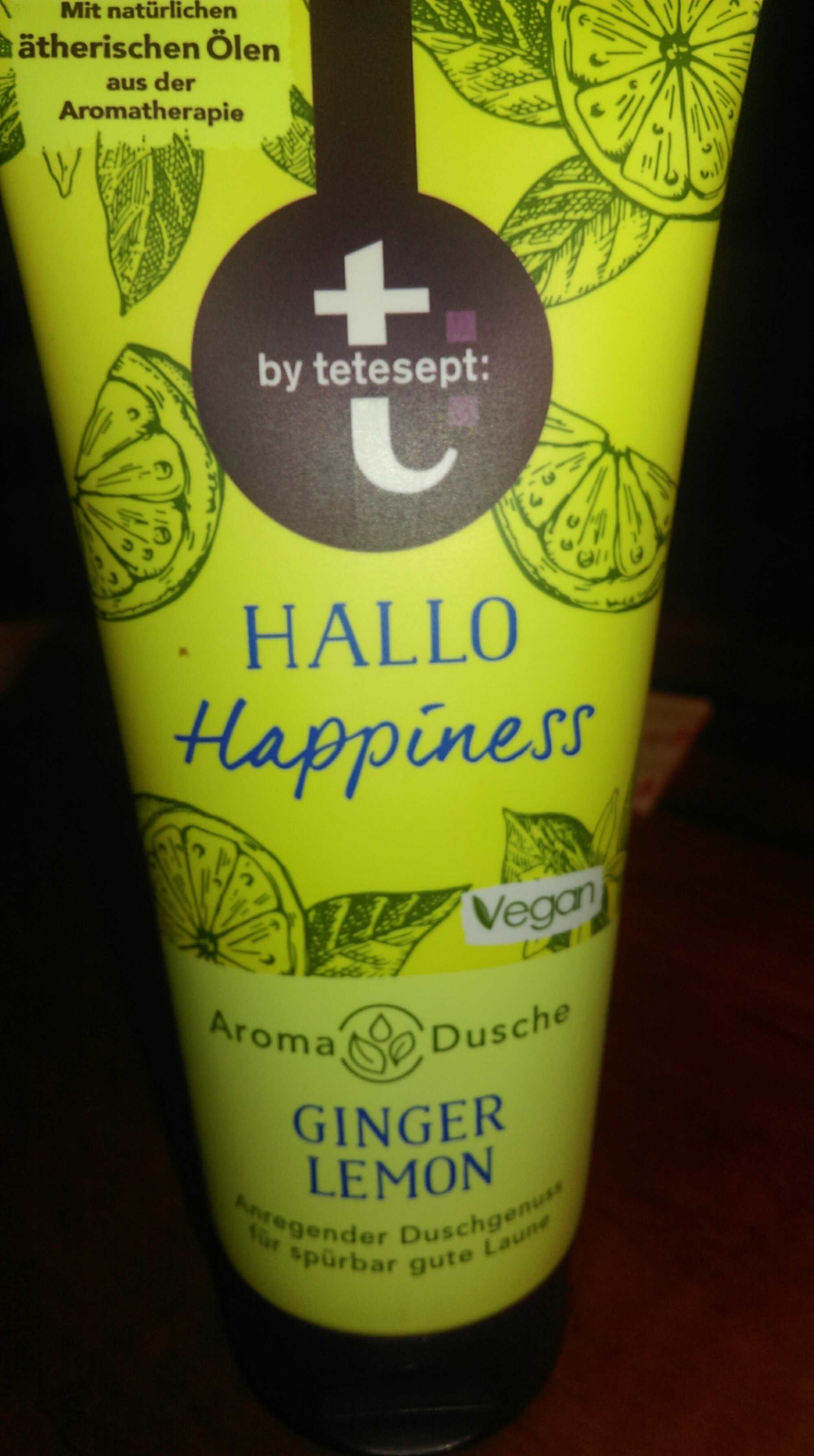 Hallo Happiness Ginger Lemon - Product