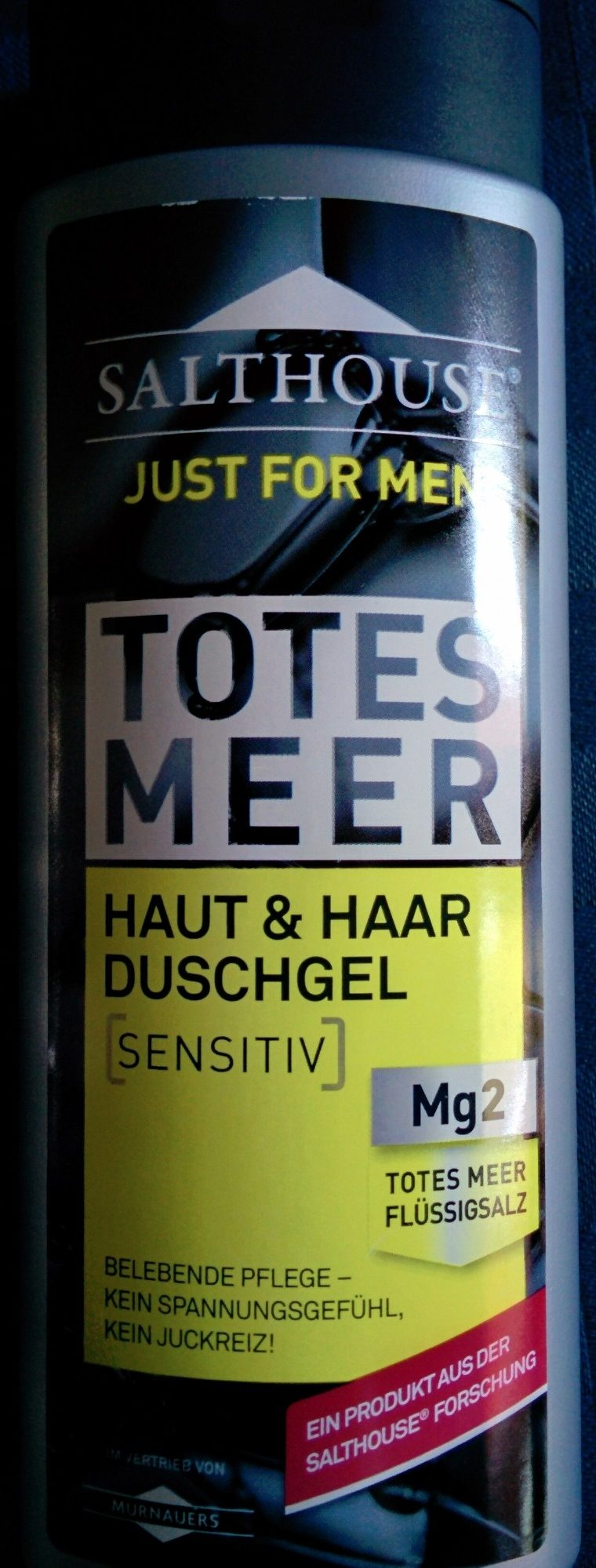 Totes Meer Haut & Haar Duschgel sinsitiv - Product - de