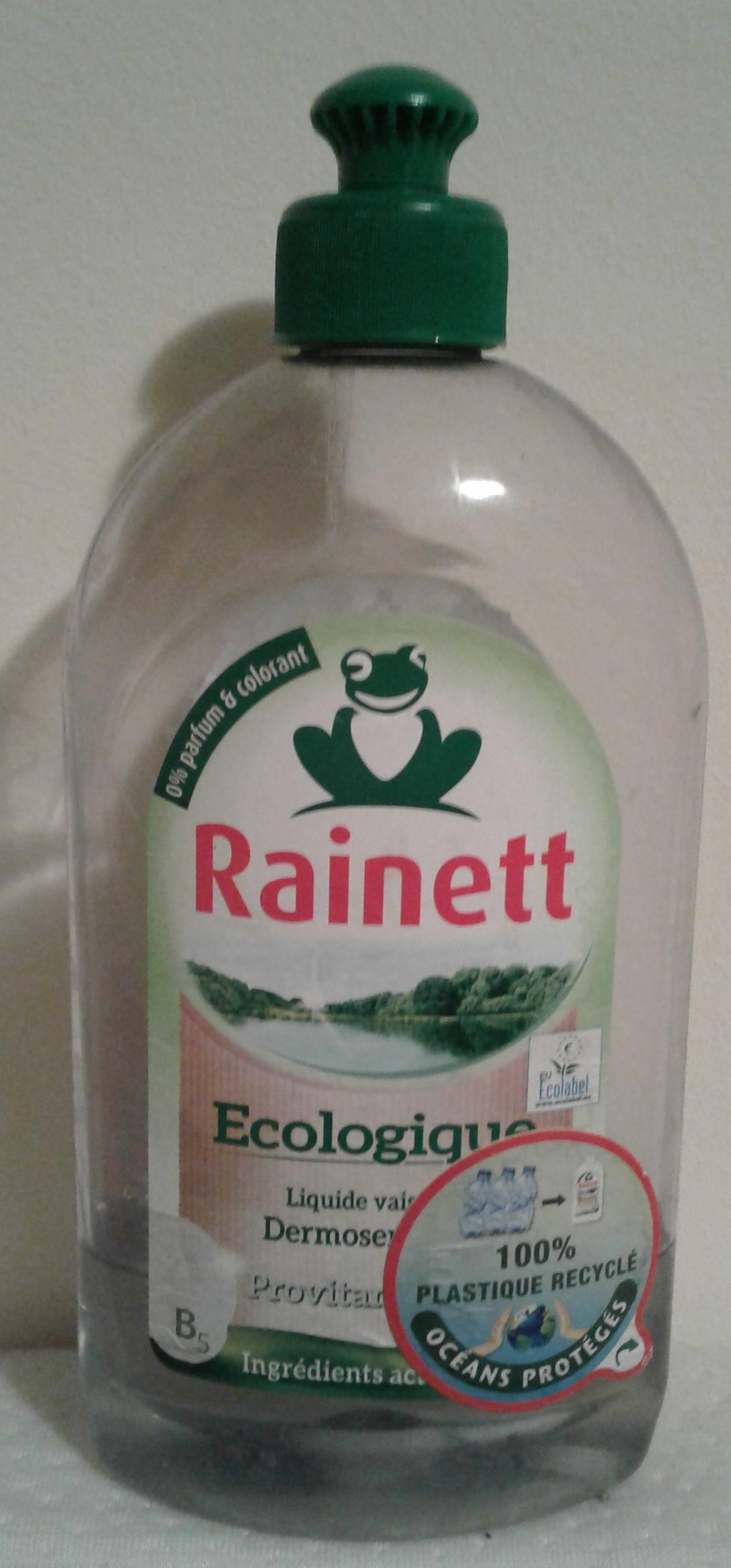 Liquide vaisselle écologique dermosensitive et provitaminé - Product - fr
