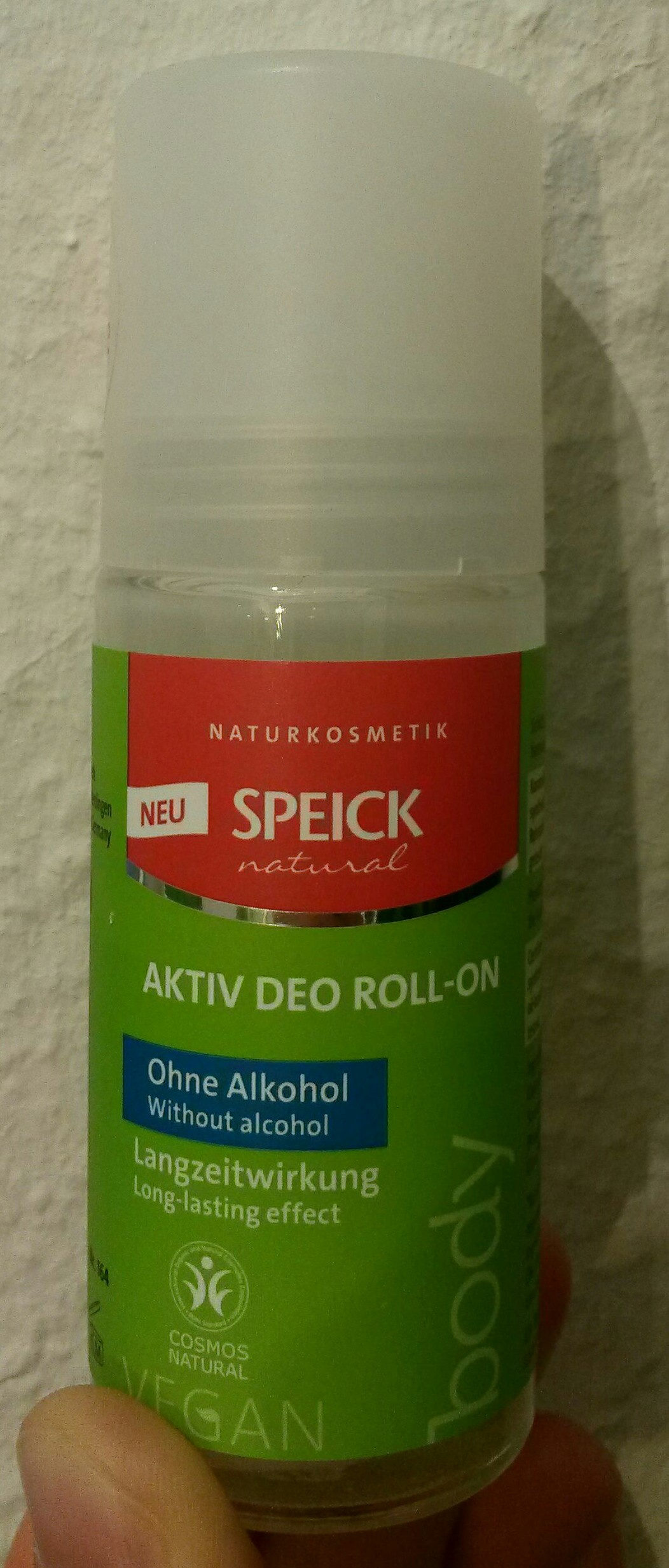 Active Deo Roll-On (Ohne Alkohol) - Product