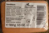 Bio Melos Sanddorn - Product - en