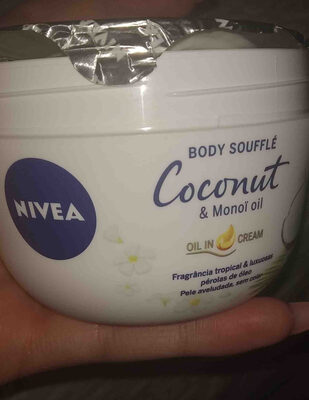 Nivea coconut - Product - en