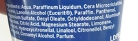 NIVEA Crème - Ingredients - fr