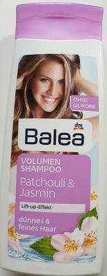 Volumen Shampoo Patchouli & Jasmin - Product - de