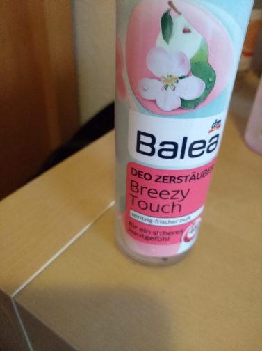 Balea Deo Zersträuber Breezy Touch - Product - en