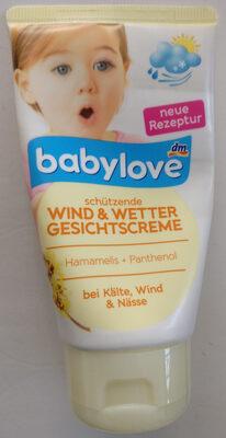 schützende Wind & Wetter Gesichtscreme - Produit - de