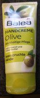 Handcreme Olive - Product - de