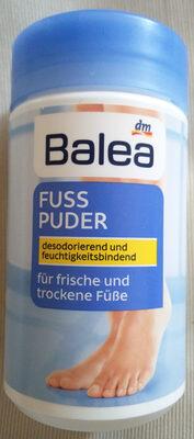 Fußpuder - Produit - de