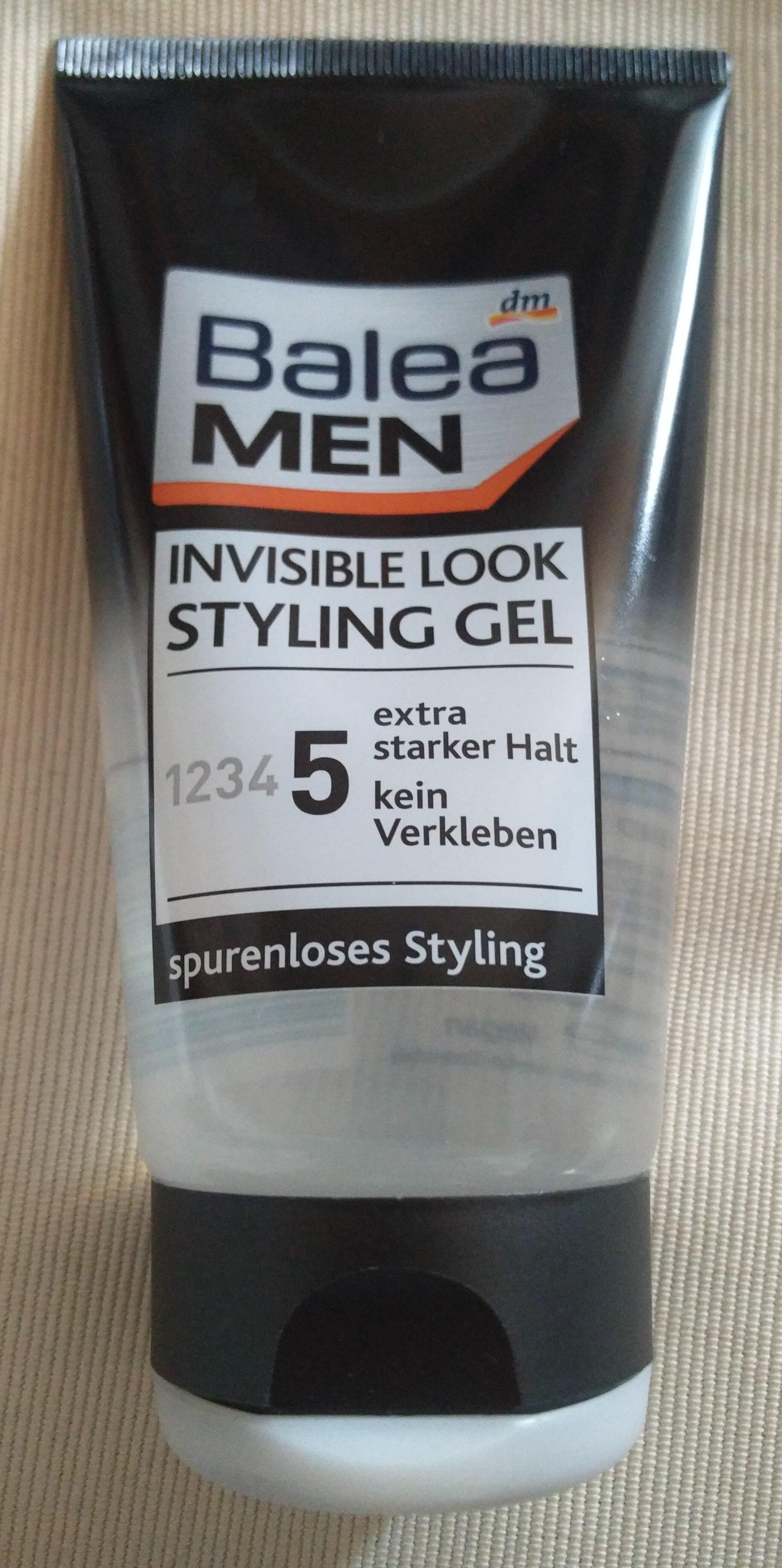 Invisible Look Styling Gel - Produit - de