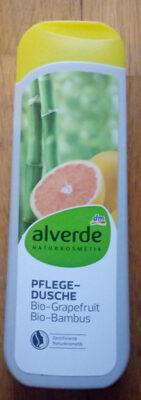 Pflege-Dusche Bio-Grapefruit Bio-Bambus - Product - de