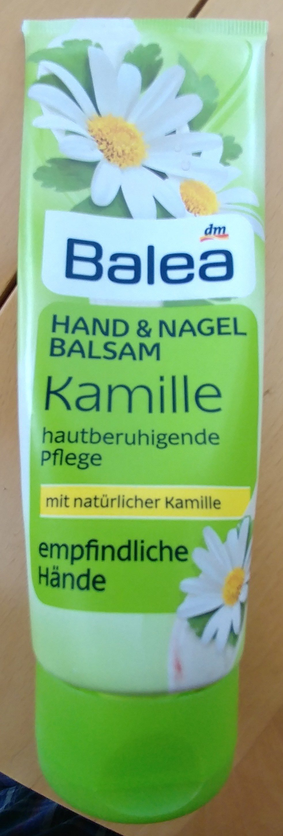 Hand & Nagel Balsam Kamille - Product
