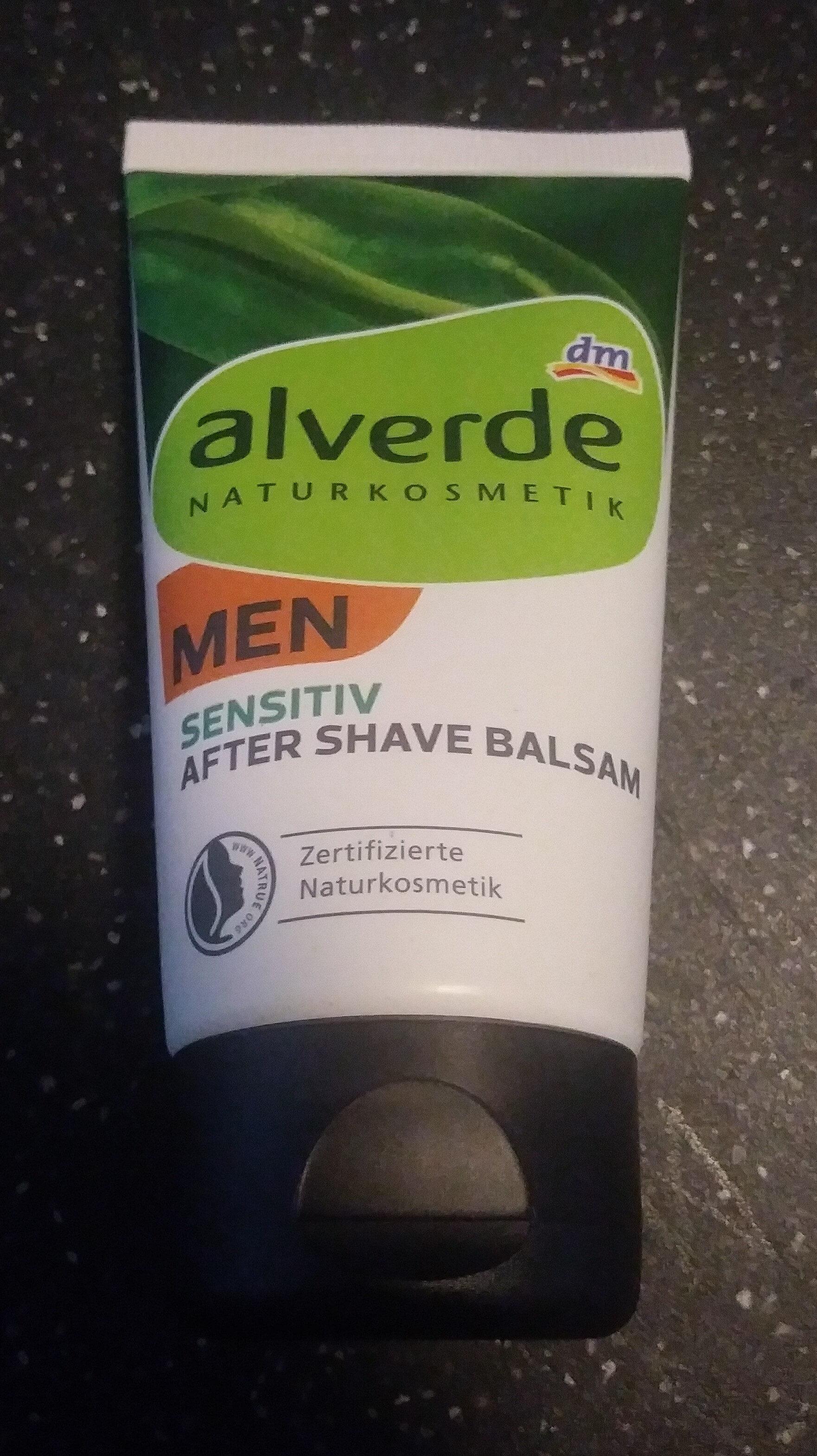 Sensitiv After Shave Balsam - Product