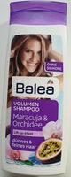 Volumen Shampoo Maracuja & Orchidee - Product