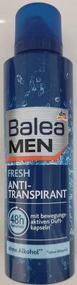 fresh Anti-Transpirant - Product