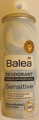 Deodorant sensitive - Product - de