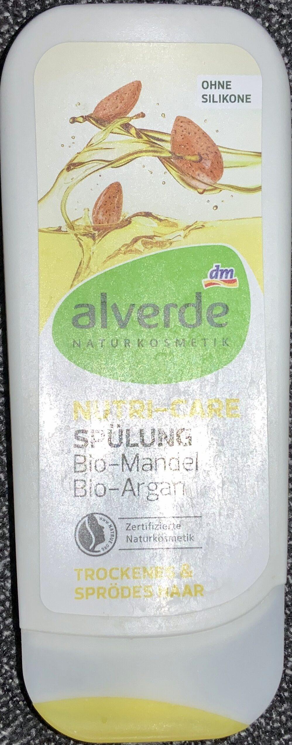 Nutri-Care Spülung Bio-Mandel Bio-Argan - Product - de