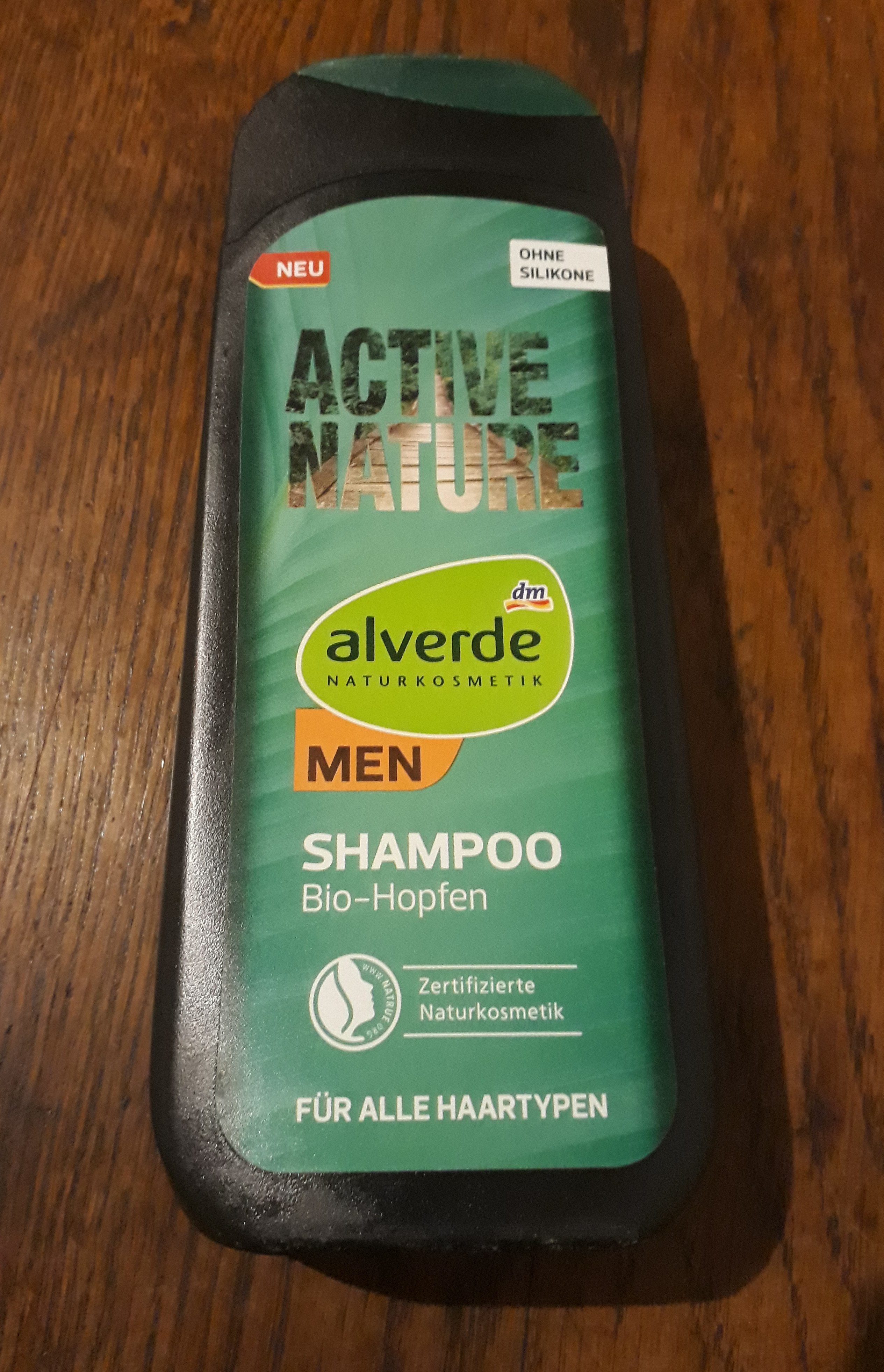 Active Nature Shampoo - Product