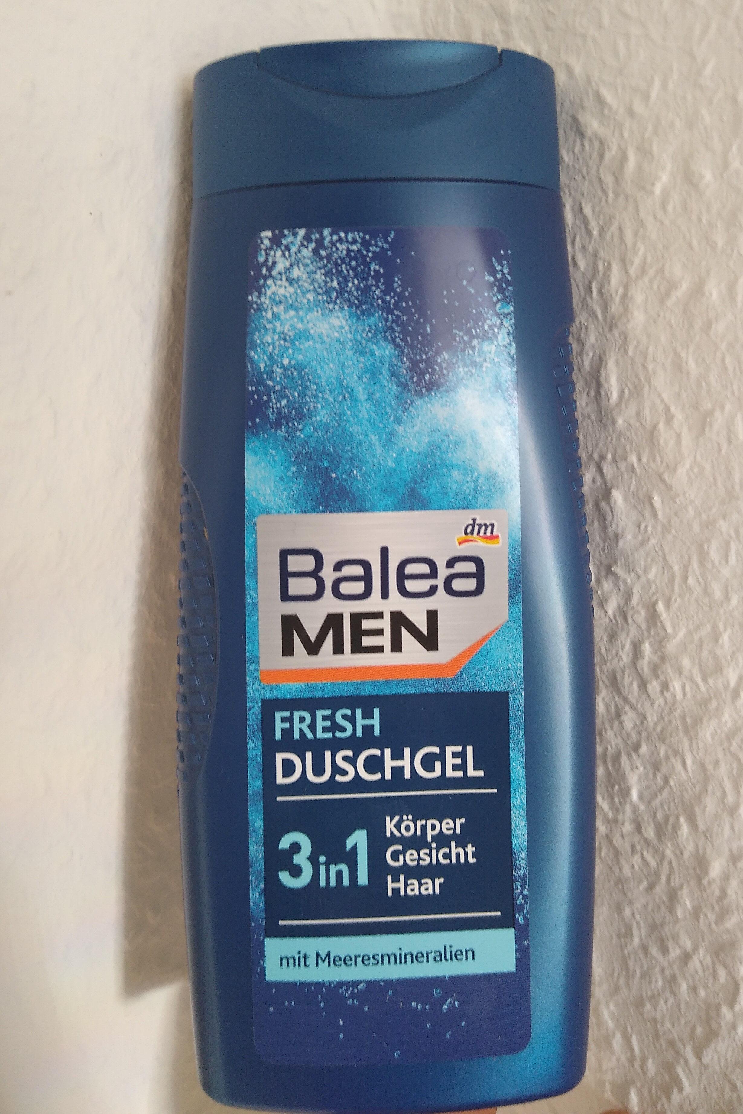fresh Duschgel - Product