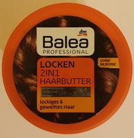 Locken 2in1 Haarbutter - Product - de