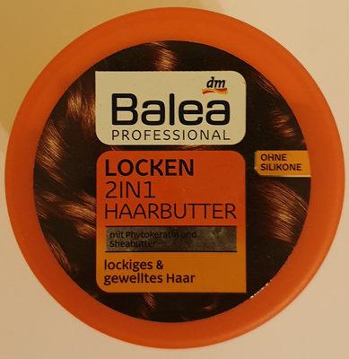 Locken 2in1 Haarbutter - Product