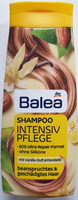 Shampoo Intensiv Pflege mit Vanille-Duft und Mandelöl - Product - de