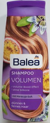 Shampoo Volumen mit Maracuja-Duft - Product