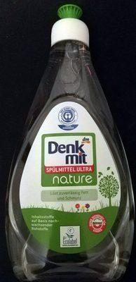 Spülmittel Ultra Nature - Product