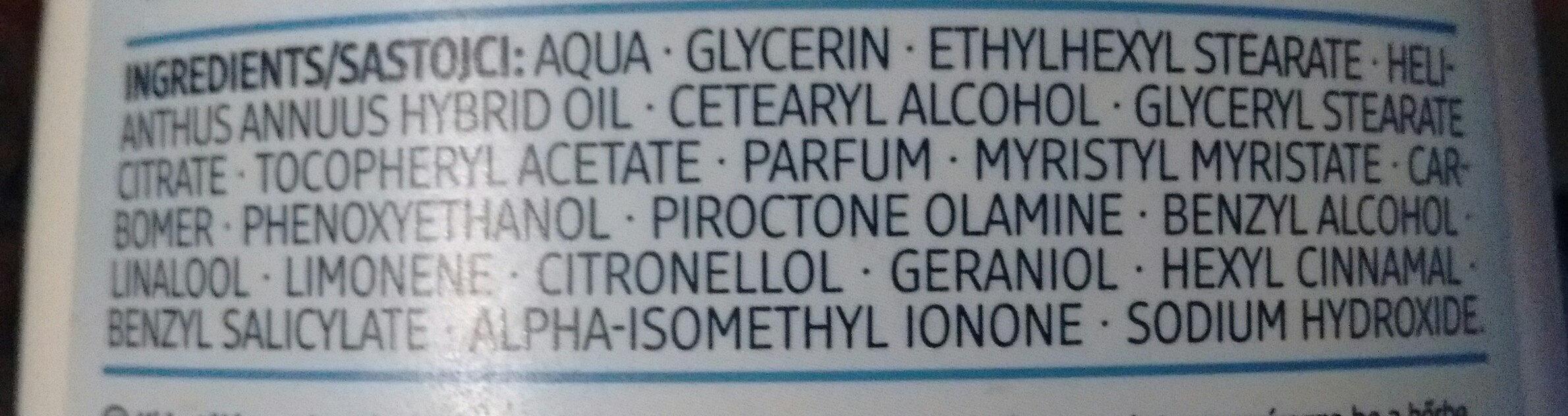 Balea Leichte Bodylotion - Ingredients - de