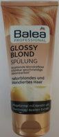 Glossy blond Spülung, naturblondes und blondiertes Haar - Product - de