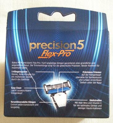 precision 5 Flex-Pro (5-Klingensystem mit Präzisionstrimmer) - Product - en