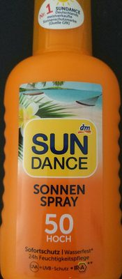 Sonnenspray LSF 50 - Product