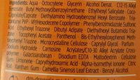 Sonnenspray LSF 50 - Ingredients - de