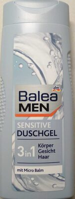 Sensitive Duschgel - Product