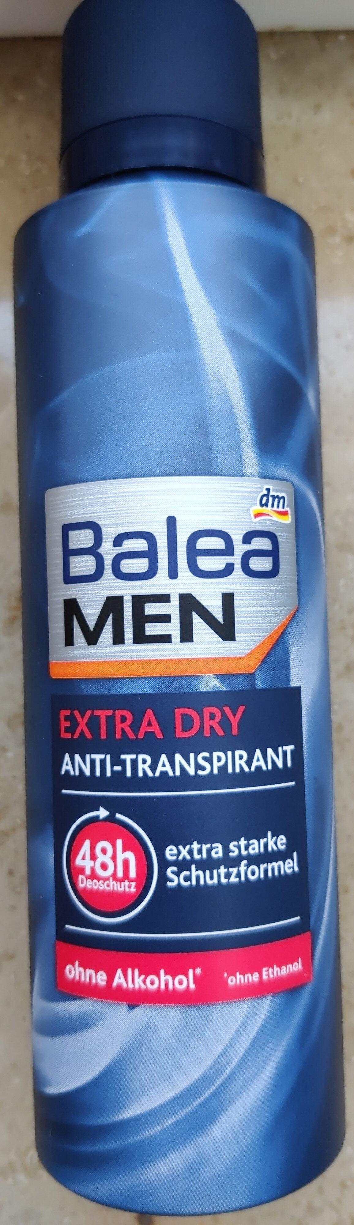 Deospray Antitranspirant Extra Dry - Продукт - de