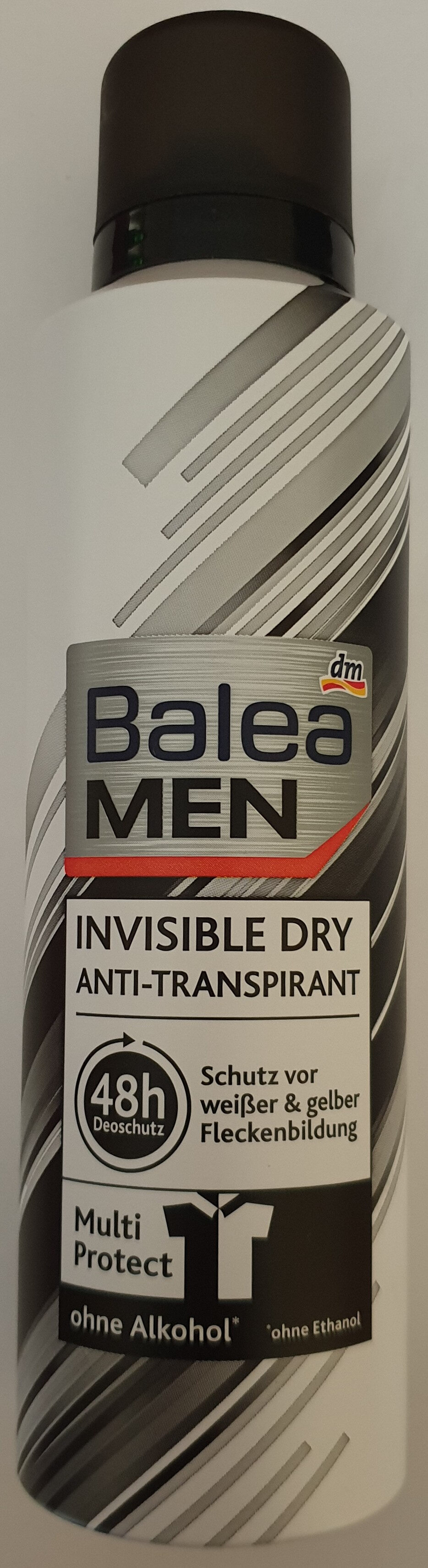 Invisible Dry anti-transpirant - Produit - de
