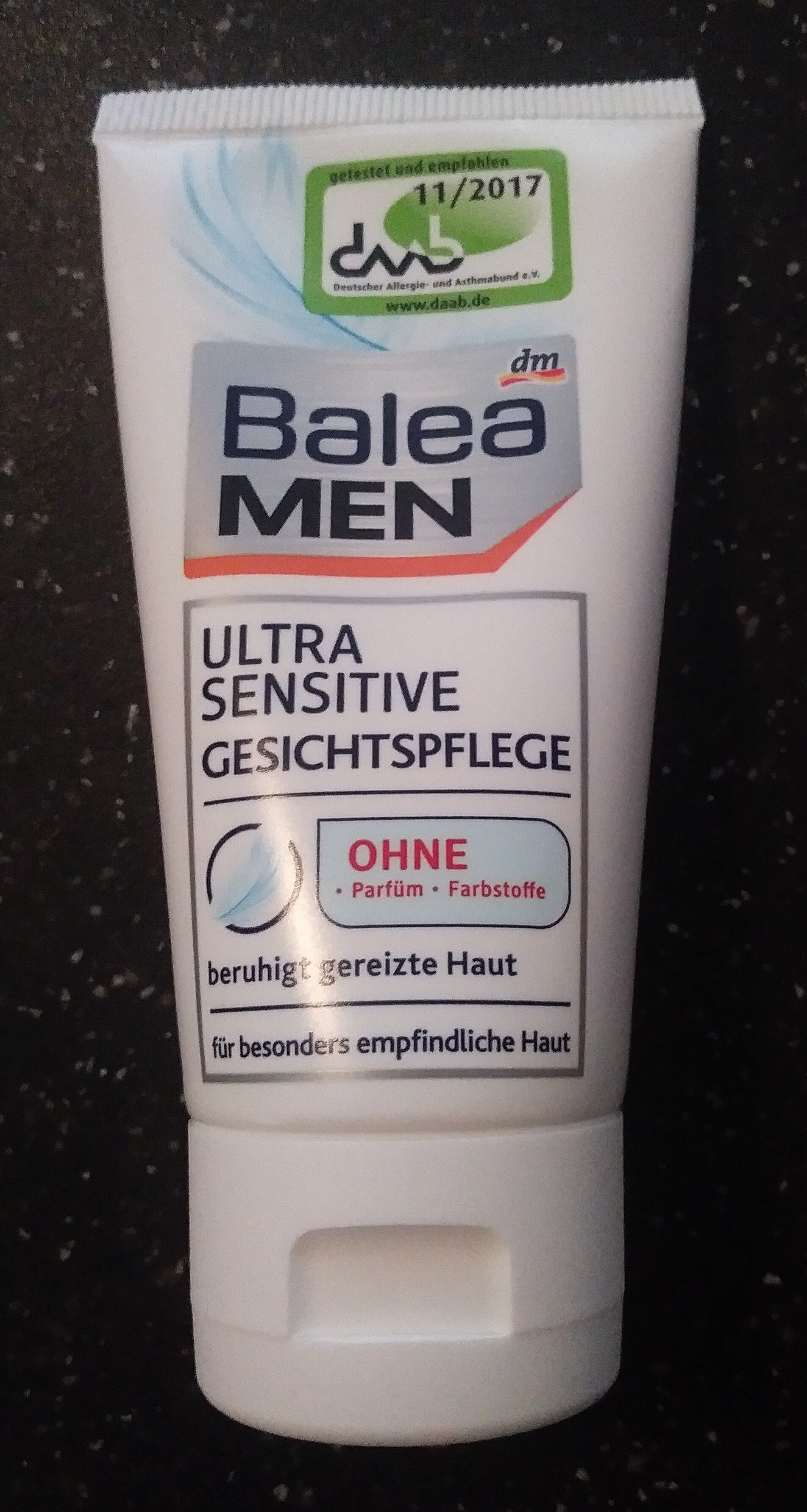 Gesichtspflege Ultra Sensitive - Product