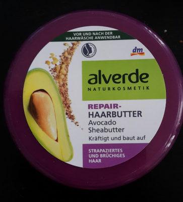 Repair-Haarbutter Avocado Sheabutter - Product - de