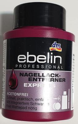Nagellackentferner Express - Product - de