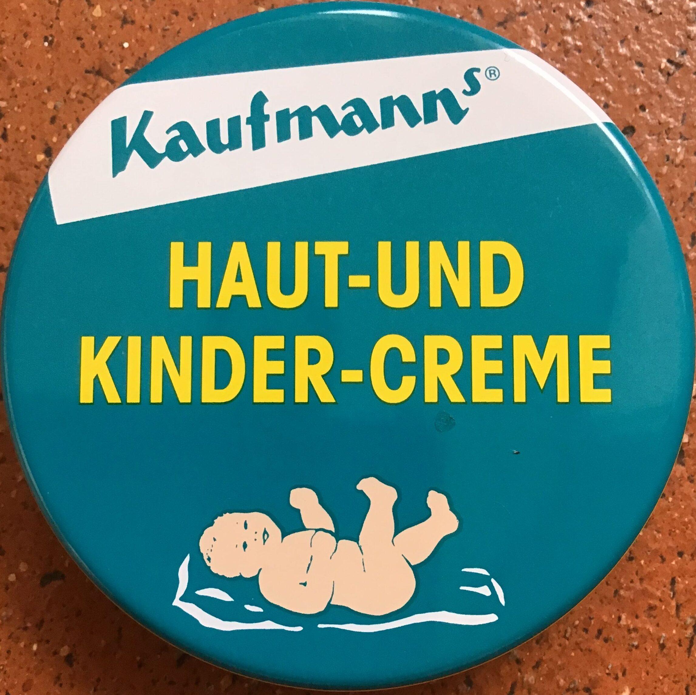 Haut- und Kinder-Creme - Product - de